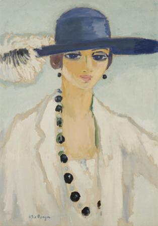 Lady with Beads, 1923 by Kees van Dongen