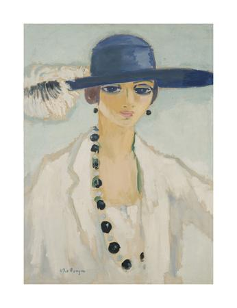 Lady with Beads, 1923