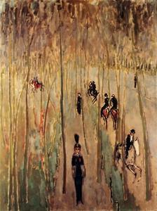 Le Sentier de la Vertu by Kees van Dongen