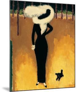 Parisienne by Kees van Dongen