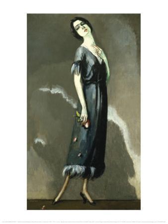 Portrait de Madame Maria Ricotti by Kees van Dongen