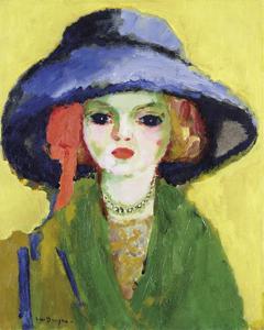 Portrait of Dolly, 1911 by Kees van Dongen