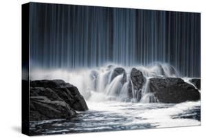 The Blue Curtain by Keijo Savolainen