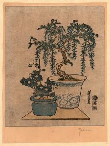 Fuji No Hachiue by Keisai Eisen