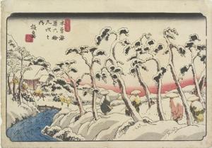 No.15 Itahana, 1830-1844 by Keisai Eisen