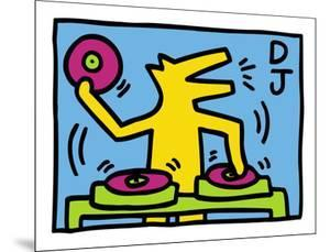 KH07 by Keith Haring