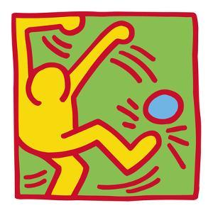 KH13 by Keith Haring