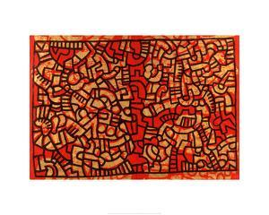 Untitled, 1979 by Keith Haring