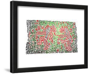 Untitled, 1981 by Keith Haring