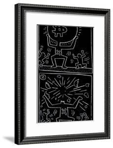 Untitled, 1984 by Keith Haring