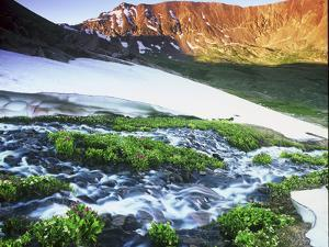 River Flowing Near Mosquito Pass, Colorado by Keith Ladzinski