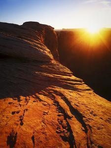 Sunrise on the White Rim Trail, Canyonlands National Park, Utah by Keith Ladzinski
