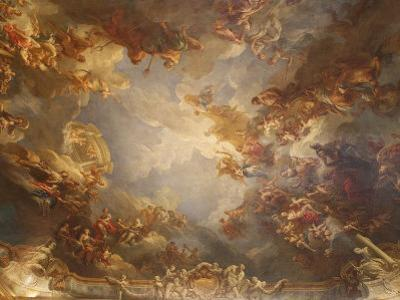 Chateau de Versailles, France by Keith Levit