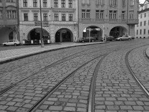 City of Prague, Czech Republic by Keith Levit