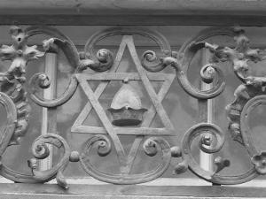 Iron Work in Historic Jewish Quarter, Prague by Keith Levit