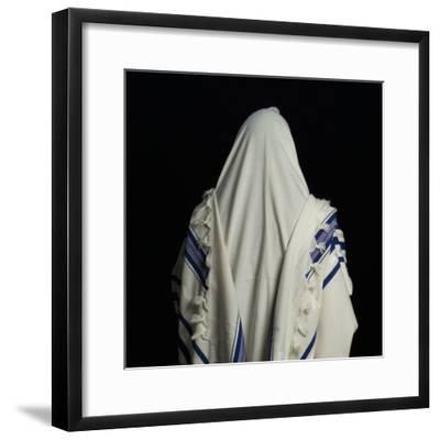 Judaic Symbol, Prayer Shawl, Tallit