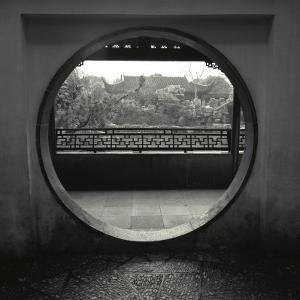 Photographs of Garden in Suzhou China by Keith Levit
