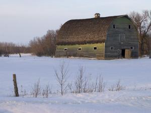Rural Area Around Gimli by Keith Levit