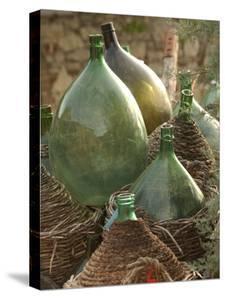 Vineyards, Tuscany, Italy by Keith Levit