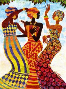 Celebration by Keith Mallett