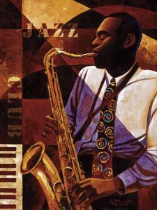 Jazz Club by Keith Mallett