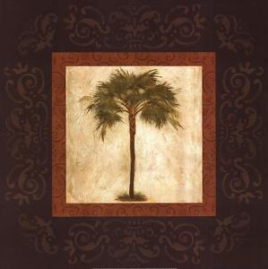 Mediterranean Palm by Keith Mallett