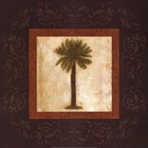 Sago Palm by Keith Mallett