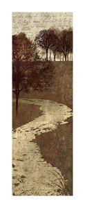 Shades of Autumn II by Keith Mallett