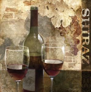 Shiraz by Keith Mallett