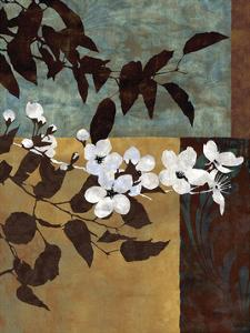 Spring Blossoms I by Keith Mallett