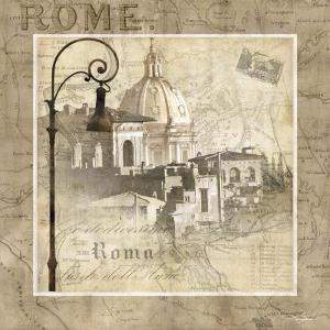 When in Rome by Keith Mallett