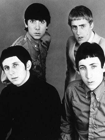 Keith Moon, Roger Daltry, John Entwhistle, Pete Townshend
