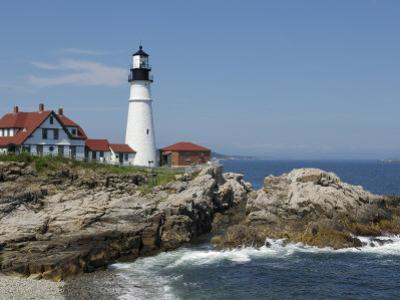Portland Head Light, Cape Elizabeth, Maine by Keith & Rebecca Snell