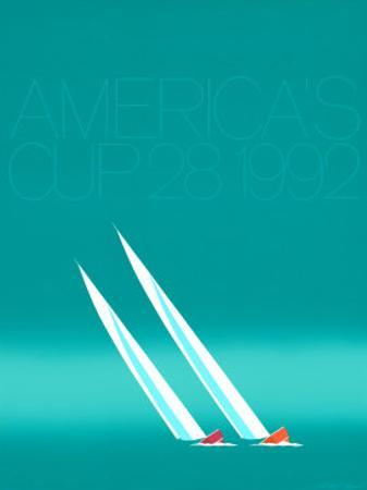 Duel ('92-blue America's Cup)