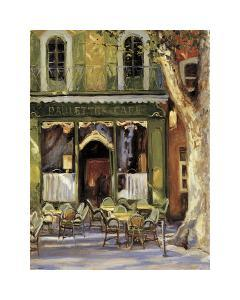Paulette's Cafe by Keith Wicks