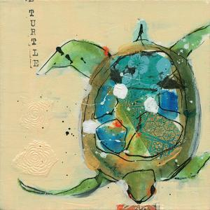 Chentes Turtle by Kellie Day