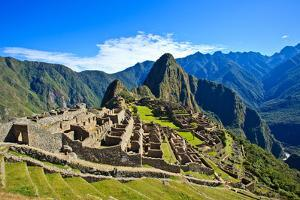 Machu Picchu by Kelly Cheng Travel Photography