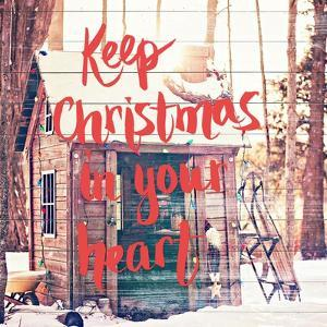 Keep Christmas In Your Heart by Kelly Poynter