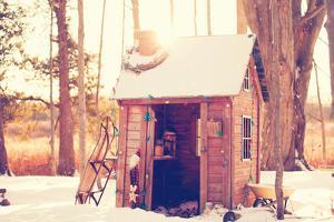 Santa's Workshop by Kelly Poynter