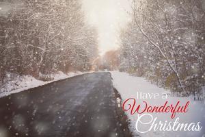 Wonderful Christmas by Kelly Poynter