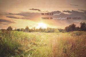 Wonderful Joy Ahead by Kelly Poynter