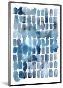 Blue Wash Blocks by Kelly Witmer