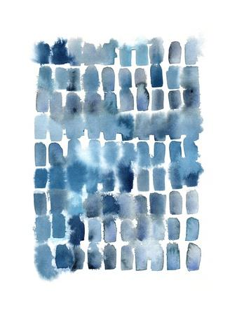 Blue Wash Blocks