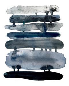 Indigo Drips by Kelly Witmer