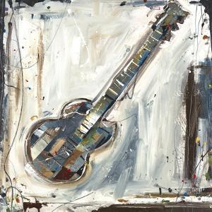 Imprint Guitar by Kelsey Hochstatter