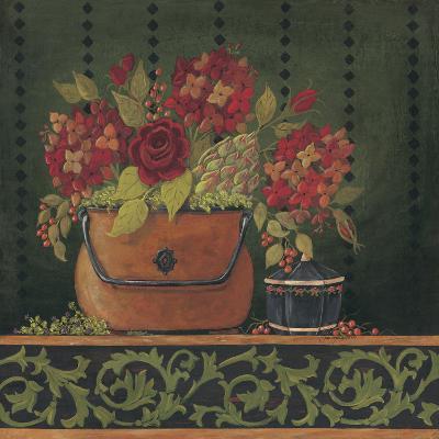 Kelsey's Bouquet-Jo Moulton-Art Print