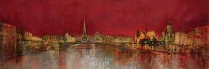 Paris at Night by Kemp