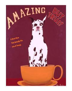 Amazing But True - Great Dane by Ken Bailey