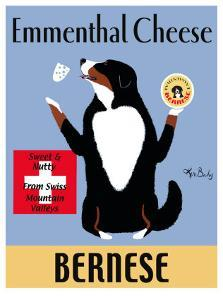 Bernese Ementhal Cheese by Ken Bailey