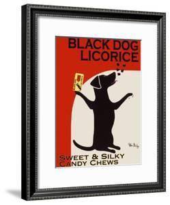 Black Dog Licorice by Ken Bailey